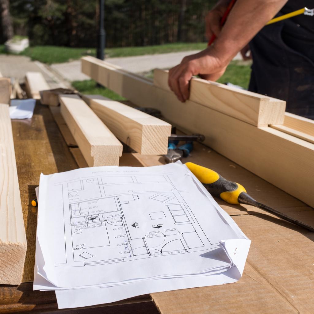 carpenter drawing plans